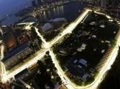 Modificata curva circuito Marina Singapore
