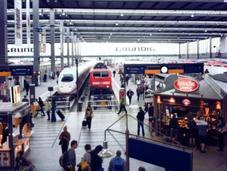 Partenza Victoria Coach Station