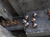 Visita alla fortezza Bardi. Rievocazione storica maniero