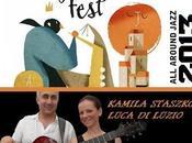 Staszkòw Luzio alla grande festa jazz italiano: Jazzit Fest 2013.