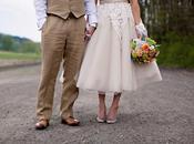 Tendenze 2014: abiti sposa lunghezza midi