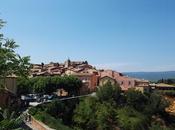 Rosso delle ocre Roussillon parte