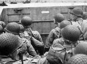 SBARCO NORMANDIA primi sbarchi D-Day, giugno 1944