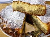 Mohn -Quarksnitte: torta semi papavero Quark (fatto casa).