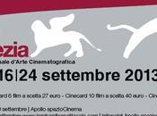 Anticipazioni film Venezia Locarno Milano 16-24 settembre