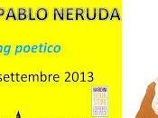 "Reading poetico tema libero intitolato ""Memorial Pablo Neruda"""