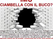 Berlusconi: l'imbroglione dell'IMU anche Enrico Letta scherza)