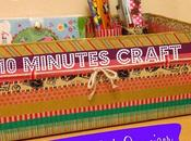 Minutes Craft: Washi Tape Desk Organizer