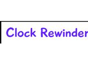 Clock Rewinders Speciale Estate