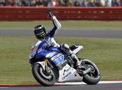 MotoGP: Lorenzo vince Marquez Yamaha, Rossi quarto troppo lento primi giri.