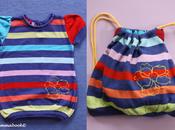 Tutorial: vestitino zainetto from dress backpack