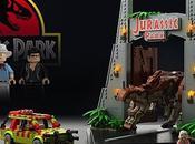 prototipo LEGO Jurassic Park