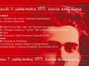 "Ghilarza: seminario internazionale studi gramsciani ""Per Gramsci"""