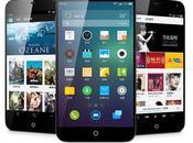 Meizu presentato ufficialmente, Smartphone