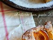 Settembre, mese dell'amore: Torta nocciole mele albicocche