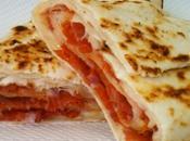 Rotolo senza glutine salame piccante