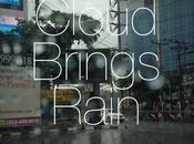 Pioggia, scooter parolacce Bangkok