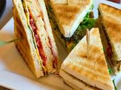 Club Sandwiches: metti sera cena...in casa sola!