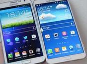 Samsung Galaxy Note confronto specifiche tecniche prezzi