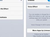 VoiceChanger: consente modificare vostra voce vivo durante chiamata Cydia [Video]