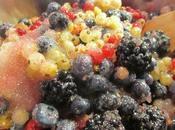 Confettura Frutti Bosco Vaniglia Bourbon