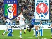 L'Italia Brasile, battuta Repubblica Ceca