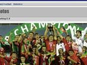 Afghanistan festa: primo trofeo della storia