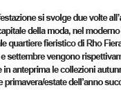 TheMICAM apre settimana della moda donna Milano ritmo rock Foot Rocker MICAM 2013