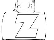 Cartellone dell'alfabeto