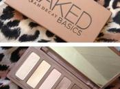 Review: Urban Decay Naked Basics palette