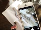 Burberry utilizza l'iPhone catturare sfilata Primavera/Estate 2014
