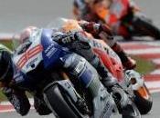 Lorenzo show Misano, Rossi