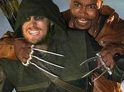 Arrow: prima immagine Bronze Tiger