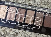 [Haul+Swatch] Catrice Absolute Nude Palette.