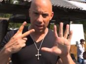 Fast Furious Diesel annuncia l'inizio delle riprese videomessaggio