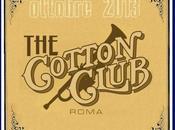 Cotton Club: programma ottobre 2013