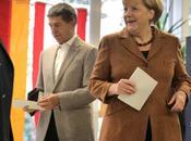 Elezioni Germania, Angela Merkel decisamente testa