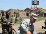 Kenya. Nairobi forze sicurezza centro commerciale