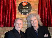 cantanti compensare Freddie Mercury live della Grand Garden Arena Queen