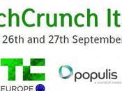 TechCrunch Italy 2013, giorni dedicati alle startup italiane