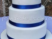Torta nuziale rose bianche cina, Wedding cake piani bianca cina