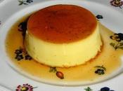Dolce cucchiaio: crème caramel alla vaniglia