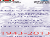 Quattro Giornate Napoli rivivono orgoglio memoria