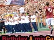 Francesco Totti: anni testa alla classifica