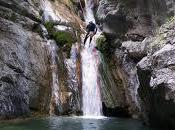 Canyoning (Torrentismo) Umbria, emozioni divertimento