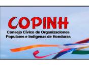 Appello contro repressione Honduras