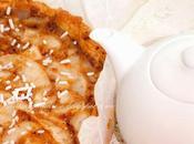 Crostata morbida orzo pere