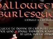 Tutte donne Burton Triora…la notte Halloween!