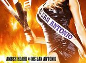 "bellissima Amber Heard nuova ""tagliente"" protagonista character poster Machete Kills"