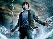 Percy Jackson dell'Olimpo ladro fulmini